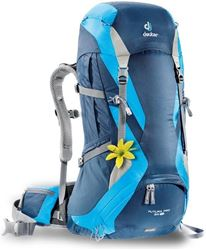 Deuter Futura Pro 34 SL Hiking Pack Midnight/Turquoise