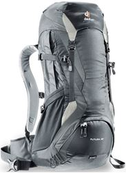 Picture of Deuter Futura 32 Day Pack Black/Granite