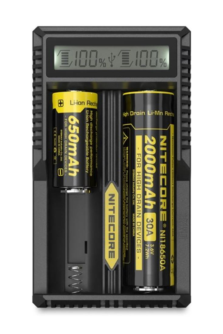 Picture of Nitecore UM20 USB Battery Charger