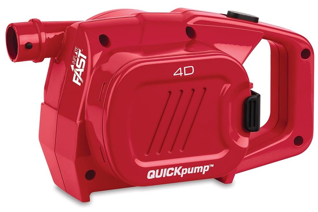 Picture of Coleman Quickpump 4D
