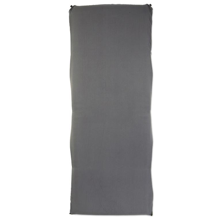 Picture of Black Wolf Fitted Mat Sheet - Single