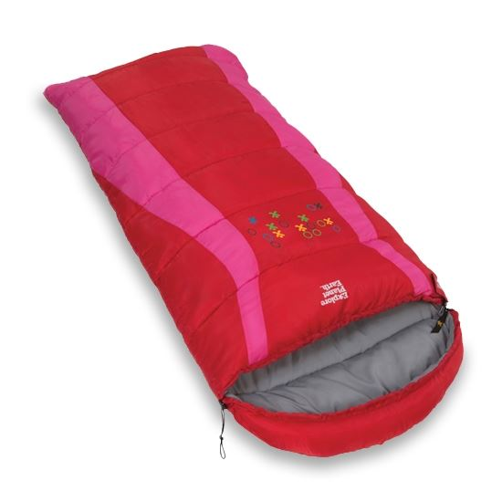 Picture of Explore Planet Earth Buckley Kids Sleeping Bag