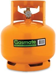 """Picture of Gasmate 3/8"""" BSP Camping Gas Cylinder - 3 kg"""