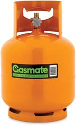 """Picture of Gasmate 3/8"""" BSP Camping Gas Cylinder - 4 kg"""