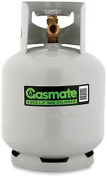 Picture of Gasmate POL Camping Gas Cylinder - 4 kg