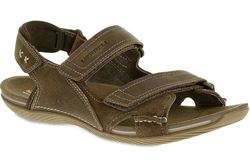 Picture of Merrell Bask Duo Men's Sandal  Moss