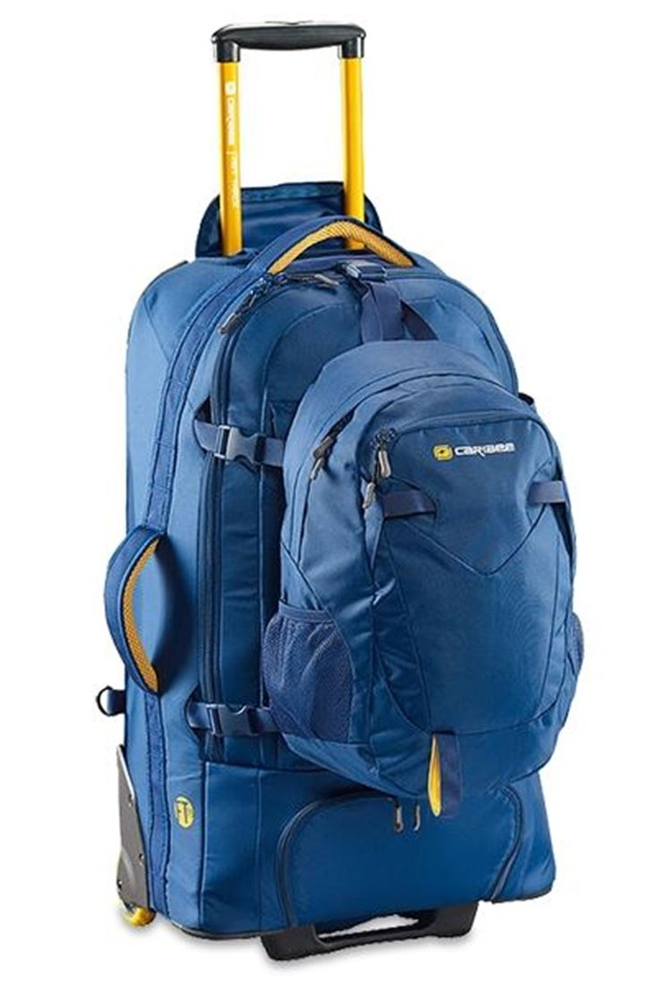 Picture of Caribee Fast Track 75L Travel Pack - Navy