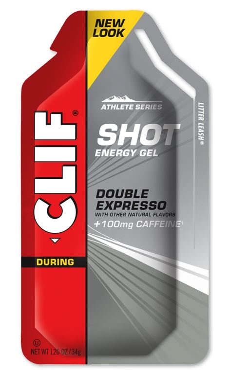 Picture of Clif Bar Shot Energy Gel - Double Expresso