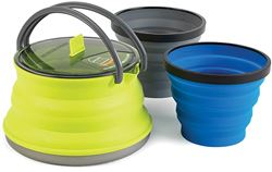 Picture of Sea to Summit X Set 11 - 3 Piece Kettle Set