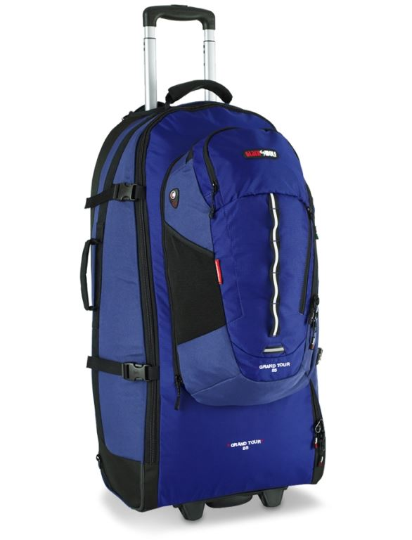 Picture of Grand Tour 85L Travel Pack - Blue