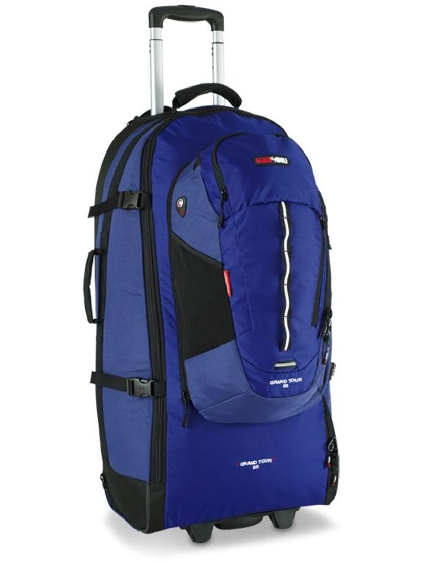 Picture of Black Wolf Grand Tour 85L Travel Pack