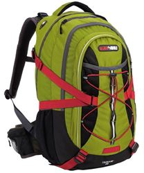 Picture of Black Wolf Tsunami 35L Day Pack Lime/Cactus