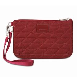 Picture of Pacsafe RFIDsafe W75 Travel Wallet Cranberry