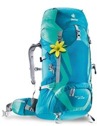 Picture of Deuter ACT Lite 35+10 SL Daypack  Petrol/Mint