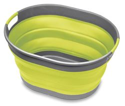 Picture of Companion Pop Up 17L Tub Green/Grey