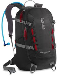 Picture of Camelbak Rim Runner 22 3L Hydration Pack  Charcoal/Chilli Pepper