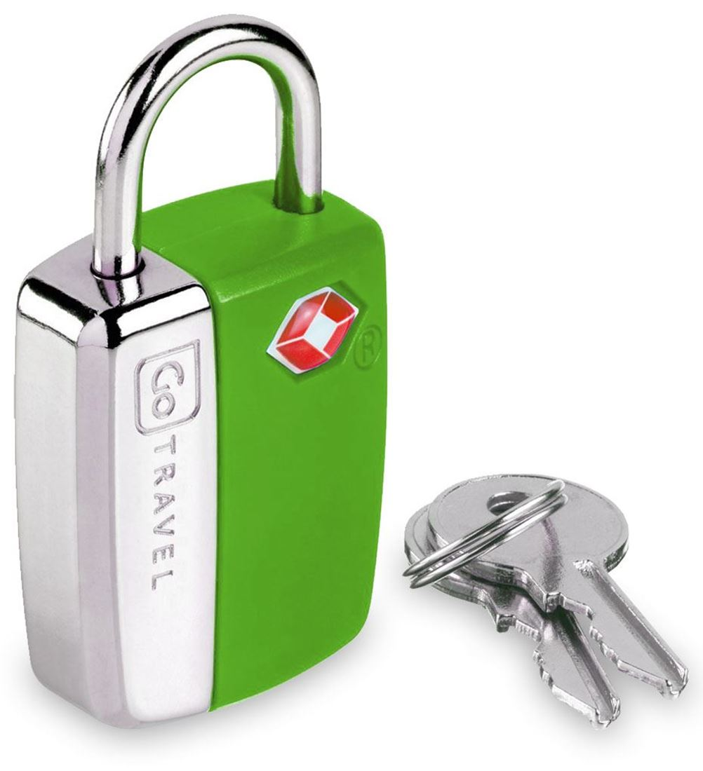 Picture of Go Travel Glo Travel Sentry Lock