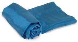 Sea to Summit Premium Silk Rectangular Sleep Liner Pacific Blue