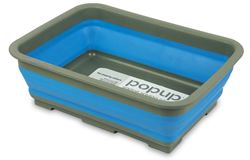 Picture of Companion Pop Up Tub Blue/Grey