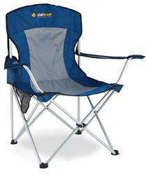 Picture of Oztrail Deluxe Jumbo Armchair  Blue