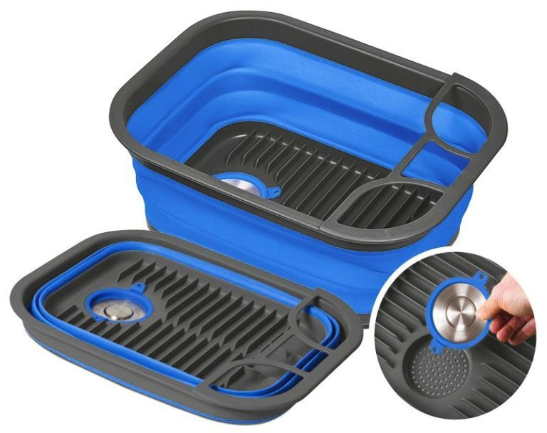 Picture of Companion Pop Up Dish Tray and Tub 15L