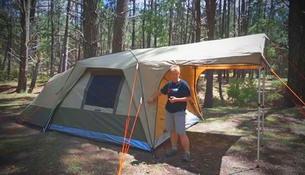 Turbo Plus 240 Tent - Video