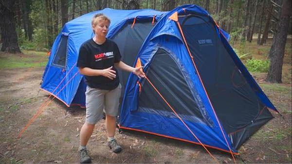 Mojave HV4 Tent - Video