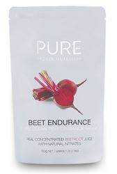 Pure Sports Nutrition Endurance Powder Beet