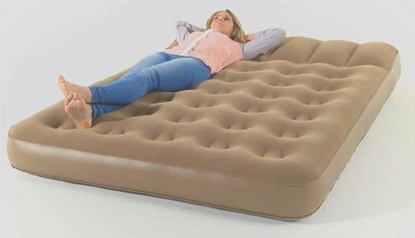 Active Double Airbed - Video