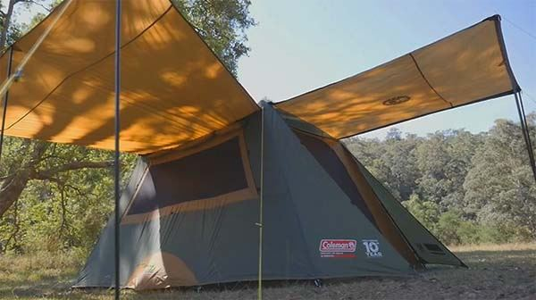Instant Up 6P Tent - Video