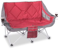 Picture of Oztrail Galaxy Sofa Double Camp Chair