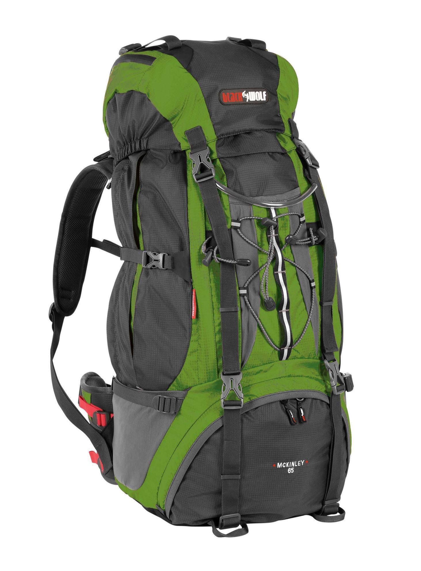 Black Wolf Mckinley Hiking Pack