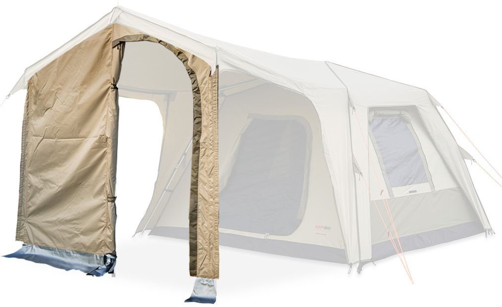 Black Wolf Turbo Tent Front Panels