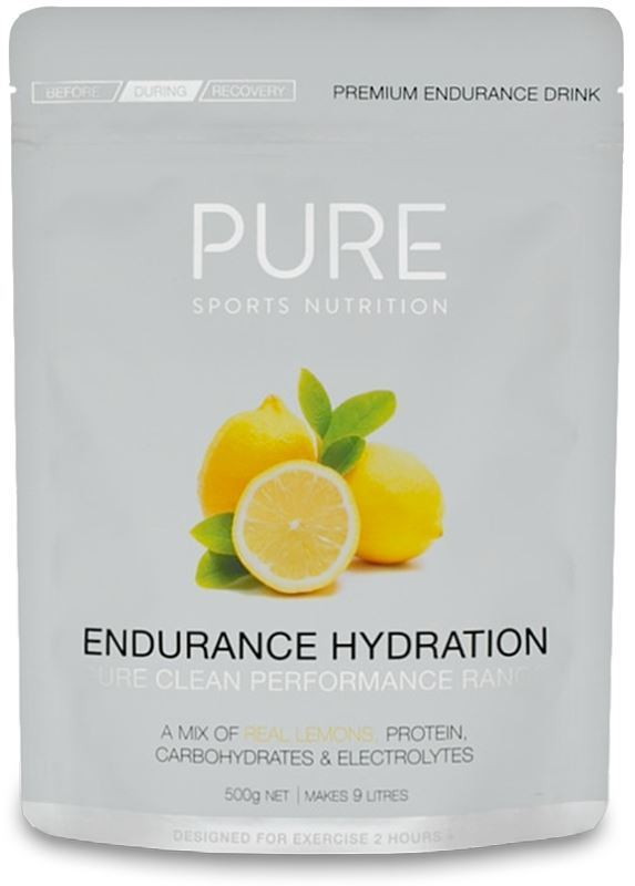 Picture of Pure Sports Nutrition Endurance Hydration Powder 500g