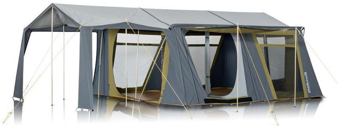 Zempire Orion Canvas Cabin Family Tent