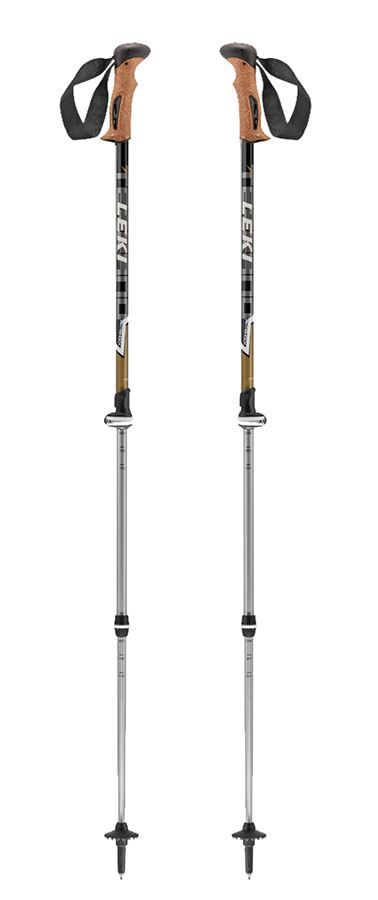 Leki Terrano Antishock Hiking Poles Pair