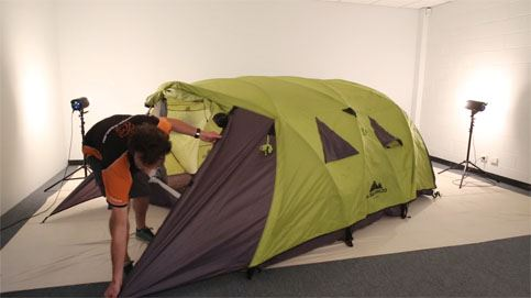 Malamoo Journey 1.0 Pop Up Tent - Video
