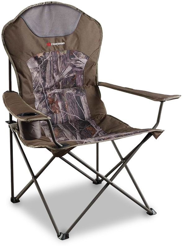 Caribee Night Hawk High Back Premium Camp Chair