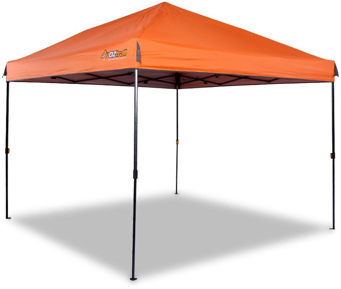 Oztrail Fiesta Gazebo Chilli Red