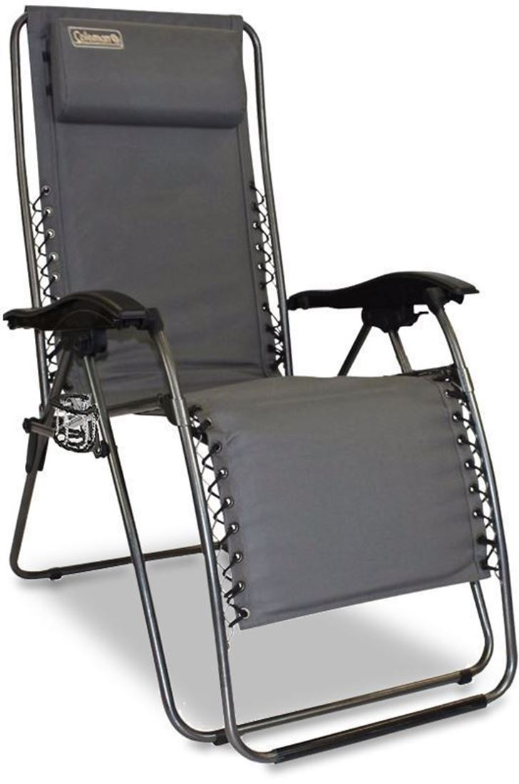 Coleman Layback Lounger Reclining Camp Chair