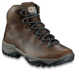 Scarpa Terra GTX Leather Hiking Boot EUR43 Brown
