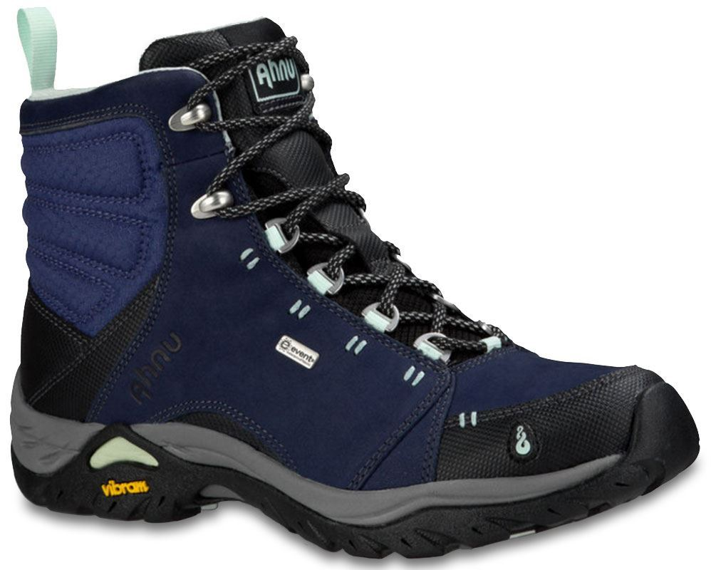 Ahnu Montara Women's Hiking Boot Midnight Blue US7.5