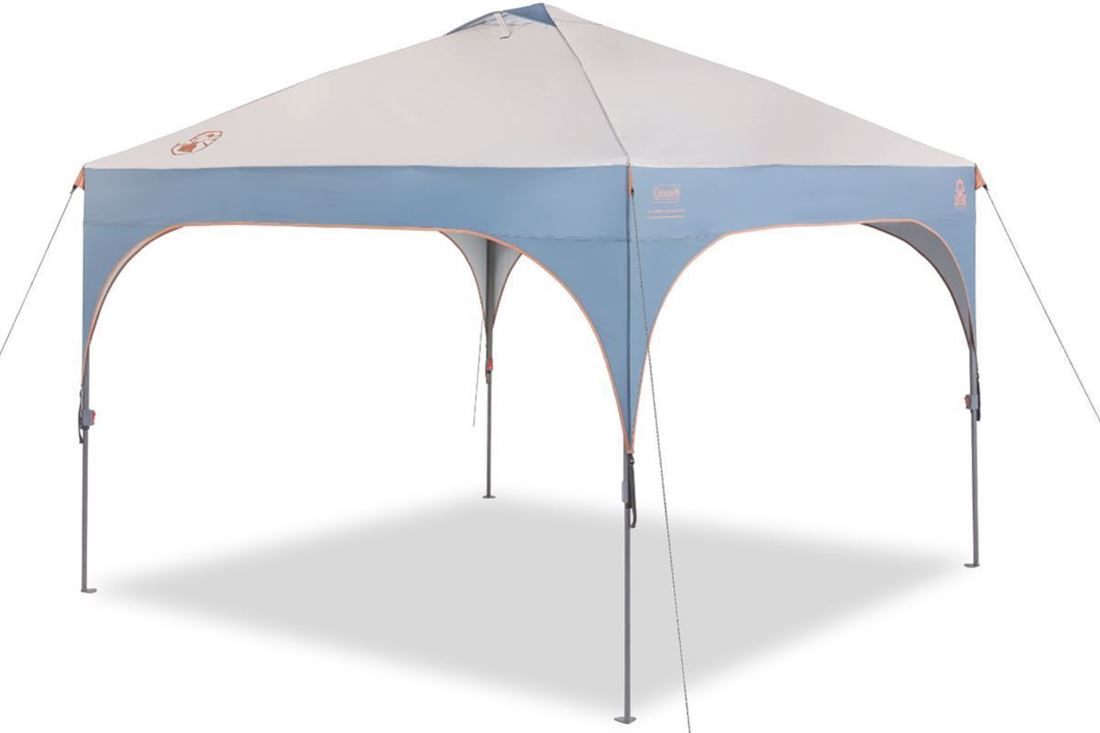 Coleman All Night Instant Lighted Shelter Gazebo