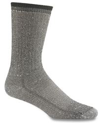 Picture of Wigwam Merino Comfort Hiker Sock Charcoal