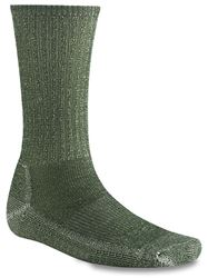 Smartwool Hike Light Merino Wool Sock Light Grey Loden