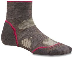 Picture of Smartwool Phd Outdoor Light Mini Wmn's Sock Taupe