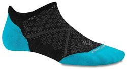 Smartwool Phd Run Light Elite Micro Women's Sock Black/Capri