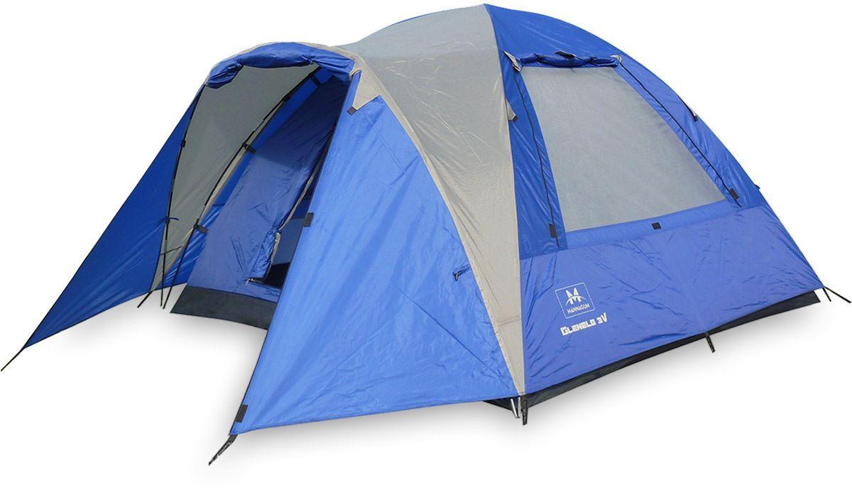 Mannagum Glenelg 3V Dome Tent