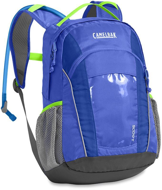 Camelbak Scout Kids Hydration Pack Periwinkle Sapphire