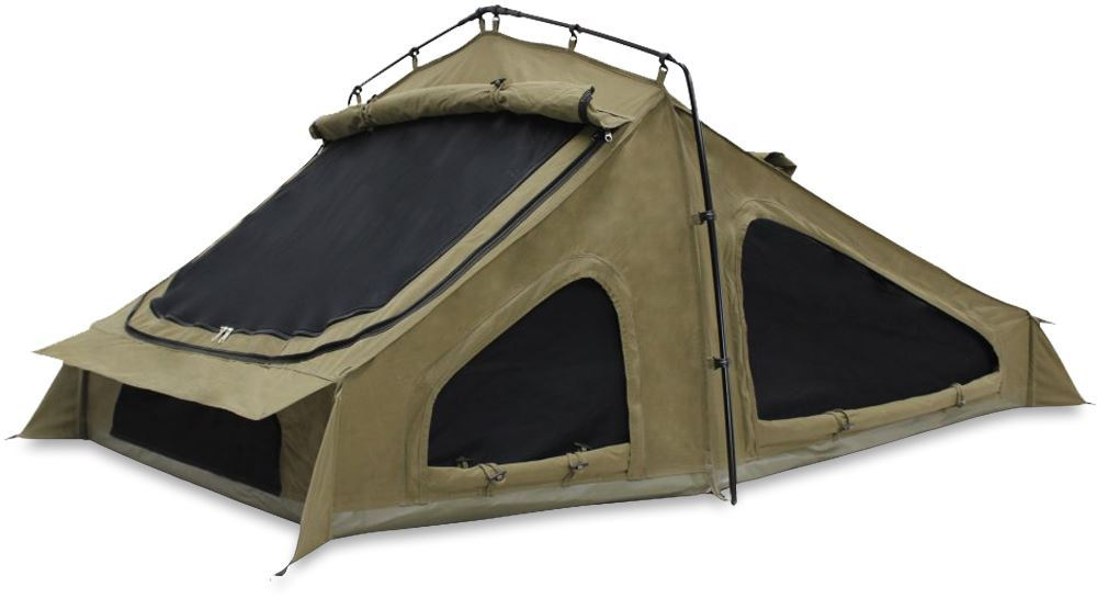 Darche Frontier 950 Canvas Swag Side View